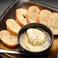 チーズ豆腐~ハチミツとバゲットで~