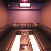 カラオケ付の完全個室