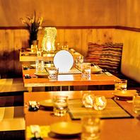 団体様用個室★所沢での歓迎会や送別会に最適の個室席♪