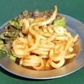 料理メニュー写真スィートチリ カーリーフライ