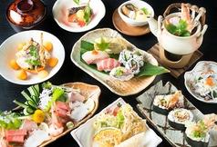 吉野寿司のコース写真