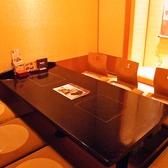部屋名【貴祥窯】6名様席。個室のご予約は、平日昼3240円~土日祝昼夜4640円~でお受けできます。※時期により金額が変更する場合がございます。詳しくはお問い合わせくださいませ。