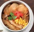 料理メニュー写真鳥伝鶏づくし釜飯