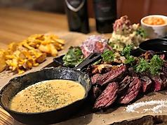 熟成肉バル オオゾネウッシーナのコース写真