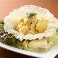 料理メニュー写真プリプリ海老のマヨネーズ和え