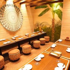 アジアン食堂 Kuu マークイズみなとみらい店の雰囲気1