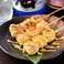 【自家製つくね串(塩・タレ)】 チーズつくね串