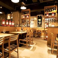 神田の肉バル ランプキャップ RUMP CAP 渋谷店の雰囲気1