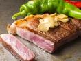鉄板焼きといえばステーキ★ただ、ステーキだけではなく様々な鉄板料理が楽しめるのが「花まる亭」の強み♪リピーター満足度の高い当店での記念日・宴会等は当店にお任せあれ!