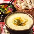 料理メニュー写真【濃!コクうま】炭火出し ふわとろ4種チーズフォンデュ(Mサイズ)