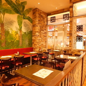 アジアン食堂 Kuu マークイズみなとみらい店の雰囲気2
