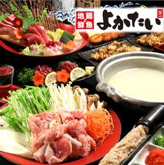 地鶏と鮮魚よかたい 汐留シティセンター店の写真