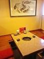 掘りごたつ席、個室といろいろなお席がございます。