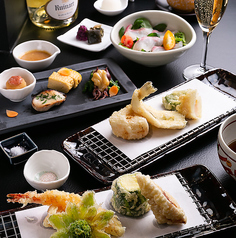 万天 MANTEN 泡と創作天ぷらバルのおすすめ料理1