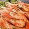 料理メニュー写真● 北海道産 有頭海老 :1尾