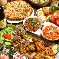 まさらダイニング masala diningの特集写真