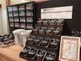 【健康茶のドリンクバーもございます♪】16種類からお好きなものを選べる健康茶ドリンクバーも完備★16種類からお好きなものを選んでください♪説明もしっかり書いてあるので、気分に合わせて◎※写真はイメージです