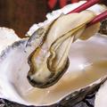 料理メニュー写真焼き牡蠣(1個)
