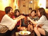 お誕生日のサプライズパーティー等でもよく利用されてます♪