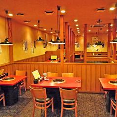 焼肉食堂マルイの雰囲気1