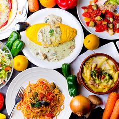 イタリアン マッシュルーム プライム 名古屋金山店のコース写真