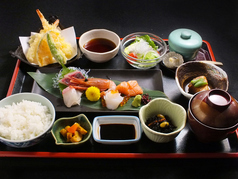 旬魚と旬菜 竹なか 小倉のコース写真