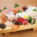 料理メニュー写真魚河岸盛り(2人前)