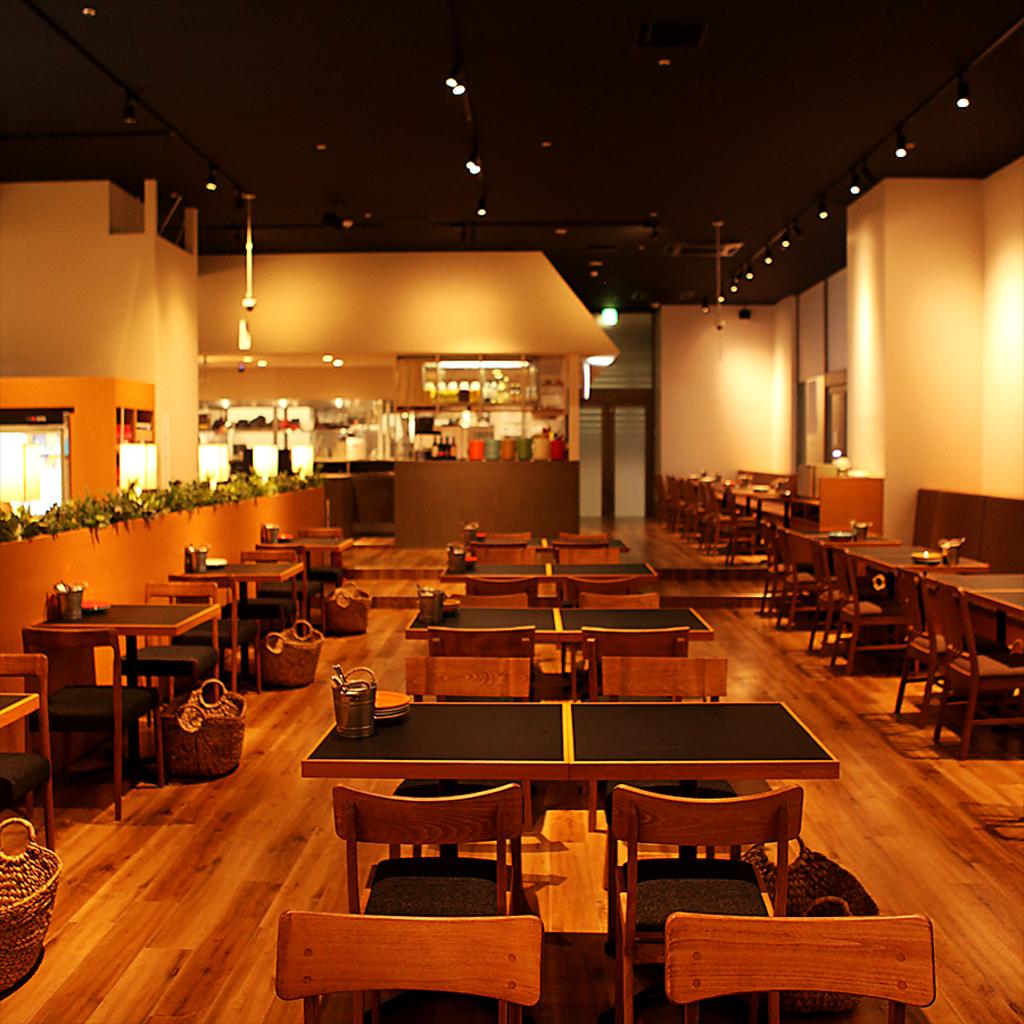 アウトドアダイニング ミールラウンジ ノルベサ店 OUTDOOR DINING MEER LOUNGE|店舗イメージ7