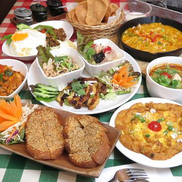 タイ屋台 ナ トゥンテンのおすすめ料理1