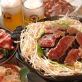 料理メニュー写真ラム肉(100g)