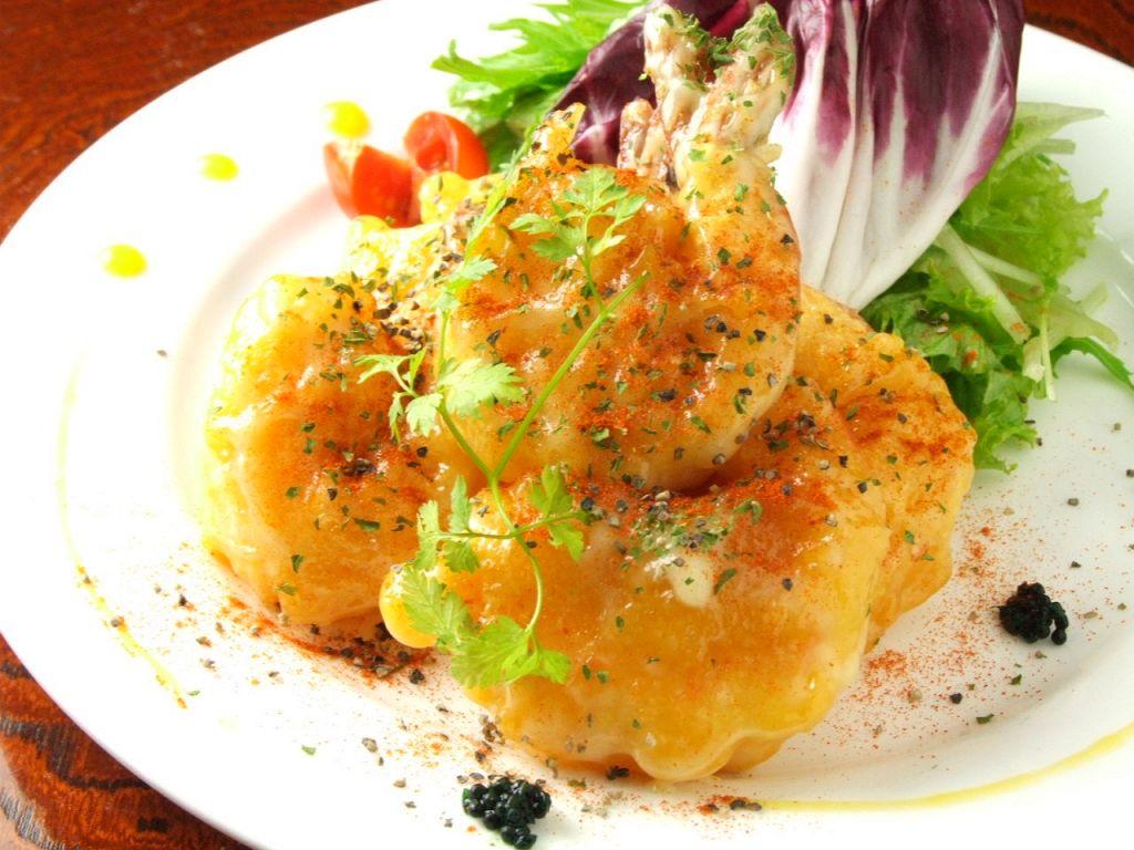 皆大好き☆ぷりっとした食感とマヨソースの絡まりが絶妙えびマヨ780円