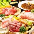 【土日祝日は12時オープン】ランチタイムから食べ放題飲み放題をご用意しております♪豊富なビールサーバーは飲み放題の楽しさを演出してくれます。また昼宴会や貸切、時間外営業等も承りますので、お気軽にお問い合わせくださいませ。京急川崎駅から徒歩1分の好アクセスで待ち合わせにも便利です。