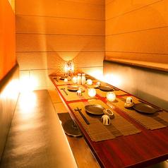 個室 赤身肉と地魚のお店 おこげ 浜松店の雰囲気1