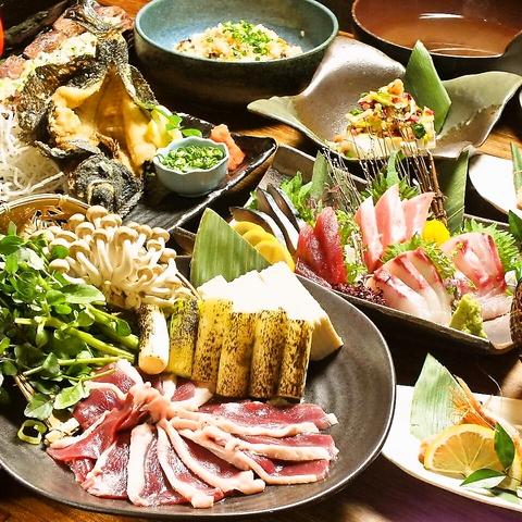 日本酒・梅酒、焼酎が自慢!お酒がすすむ、こだわり珍味や煮込みも豊富です◎