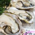全国から厳選した牡蠣を使用した貝料理専門店【たらふくうなり】仕入れた場所別に牡蠣食べ比べも出来ます。