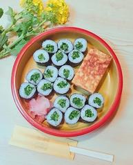 茂八寿司のおすすめランチ2