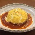 料理メニュー写真ふわふわ卵のオムライス(デミグラスソース)
