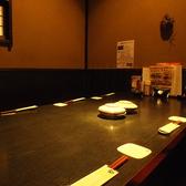 6名様用完全個室はちょっとした集まりや会合に使いやすいお部屋です♪仲間うちの集まりや気軽な飲み会にもおすすめです◎※写真は系列店