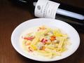 料理メニュー写真【new!!】クラムチャウダー仕立てのスープガゼレッチェ