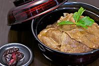 【人気の丼もの】近江牛丼1620円(税込)
