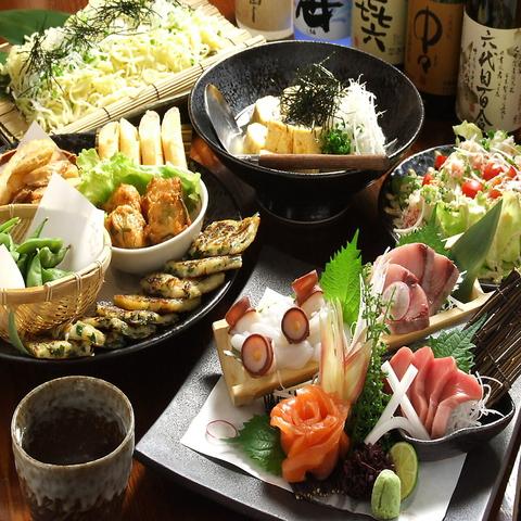 築地の魚介類を思う存分味わえる、志村の老舗『魚まる』