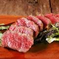 料理メニュー写真黒毛和牛 カルビのグリル