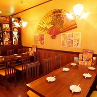 【忘年会・歓送迎会】座敷・テーブル席もございます♪