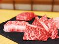 料理メニュー写真長崎和牛 閃カルビ(カイノミ)