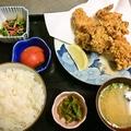 料理メニュー写真鶏から揚げ定食