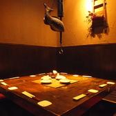温かみのある8名様個室は合コンにも◎ゆったり話せる個室を多数ご用意しております♪みんなで食卓を囲んで盛り上がれるお席です★※写真は系列店