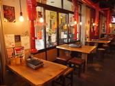 焼肉食道かぶり 高円寺アパッチ店の雰囲気2