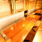 ご宴会にぴったりの個室席を多数完備!人数に応じた完全個室席をご用意させていただきます♪