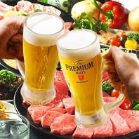 焼肉×ビールの最高の組み合わせ★