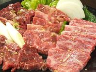 仙台牛含むお得な盛合せ